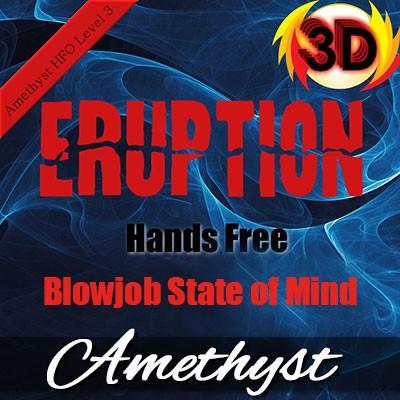 Eruption 3 - Hands free orgasm training - Blowjob State Of Mind 3D