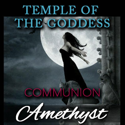 Come to my Temple under the moonlight and give yourself to me.