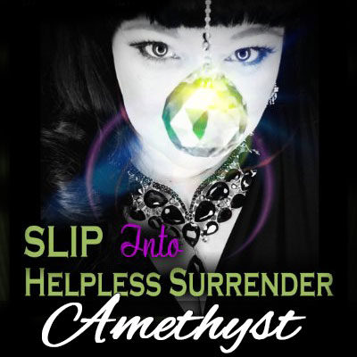 Mistress Amethyst is coming after your mind, and this is exactly what you've been craving!