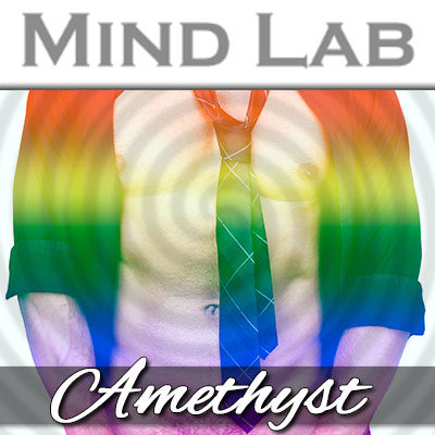 Mistress Amethyst's Mind Lab Gay Hypnosis - Oops, now you're gay!