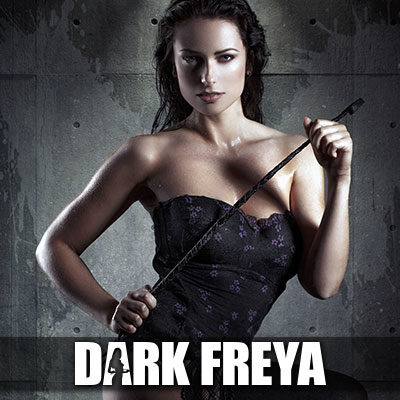 Become Dark Freya's submissive Slave!